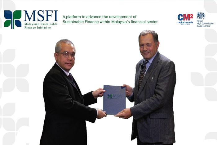 The Malaysian Sustainable Finance Initiative (MSFI): Virtual Launch