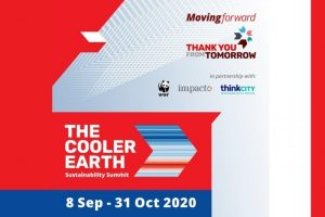 The Cooler Earth 2020