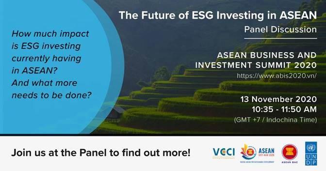 The Future of ESG Investing in Asean