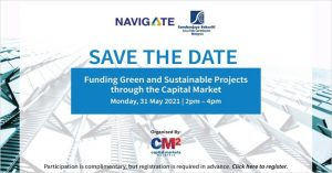 Funding Green and Sustainable Projects through the Capital Market